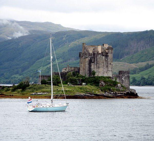 Zeilvakantie Schotland