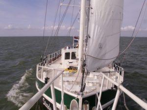 zeezeilvakantie