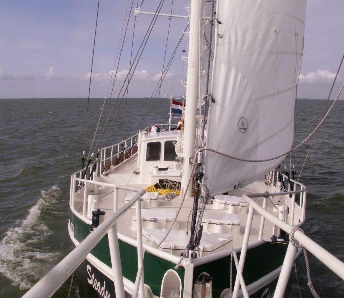 zeezeilvakantie schotland