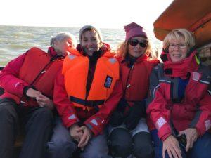 zeezeilen vakantie