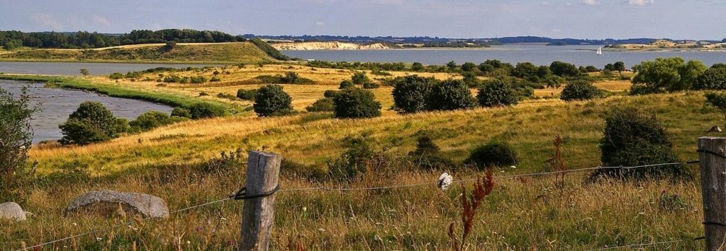 eilandhoppen Denemarken
